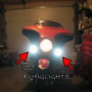 Harley-Davidson Street Glide Xenon Driving Lights Fog Lamps Drivinglights Foglamps Foglights Kit