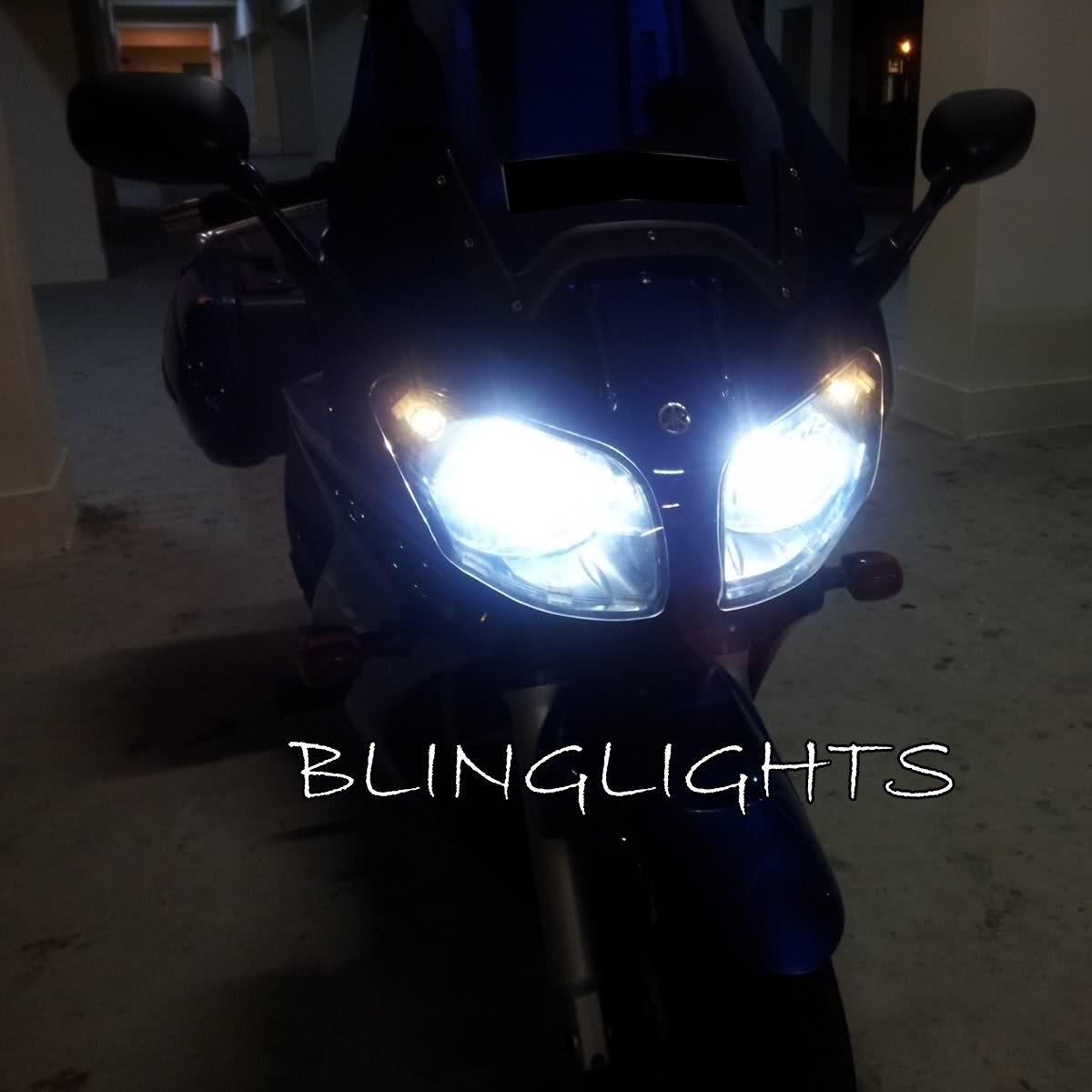 Yamaha FJR 1300 FJR1300 A AE AS Xenon 55w Hi/Lo HID Conversion Kit for Headlamps Headlights