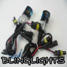 9012 Size Xenon HID Conversion Kit Light Bulbs Replacement Bulb Set Pair of 2