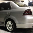 Proton Saga Tinted Smoke Taillamp Taillight Overlay Kit Film Protection