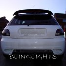 Proton Satria Tinted Smoked Tail Lamp Light Overlay Kit Protection Film