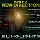 Ford Sport Trac LED Side Mirrors Turnsignals Lights Blinkers Turn Signals Mirror Lamps Signalers
