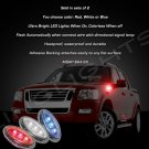 Ford Sport Trac LED Side Markers Turn Signals Lights Accents Turnsignals Lamps Signalers