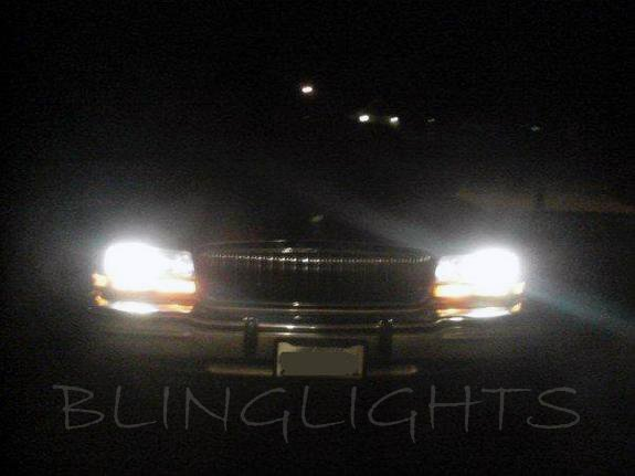 Buick Park Avenue White Head Lamp Replacement Light Bulbs