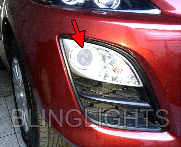 2010 2011 2012 Mazda CX-7 Driving Lights Fog Lamps Kit cx7