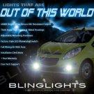2013 2014 2015 Daewoo Matiz Creative Xenon Fog Lamps Driving Light Kit M300 Pair