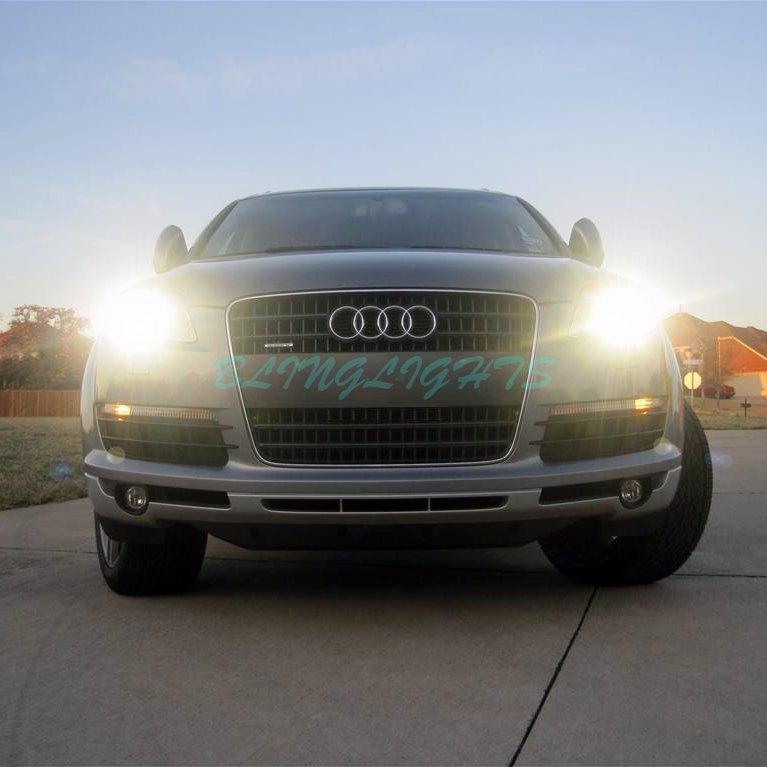 Audi Q5 Q7 Xenon 55watt HID Conversion Kit for Headlamps Headlights Head Lamps Lights