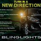 Hyundai Verna LED Side Mirrors Turnsignals Lights Mirror Turn Signals Lamps Signalers