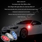 Subaru BRZ LED Side Markers Turnsignals Lights Turn Signals Lamps Accent Signalers