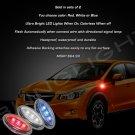 Subaru XV Crosstrek LED Side Markers Turnsignals Lights Turn Signals Lamps Accent Signalers