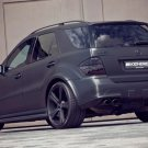 Mercedes-Benz M-Class Smoked Tinted Protection Overlays for Taillamps Taillights ML w163 w164 w166