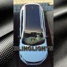 Volkswagen VW Tiguan Black Carbon Fiber Roof Protection Overlay Body Panel Film