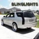 2004 2005 2006 2007 2008 2009 Cadillac SRX Tinted Smoked Taillamps Taillights Overlays