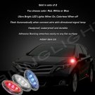 Toyota Venza LED Side Markers Turnsignals Accents Lamps Turnsignalers Lights Turn Signals