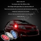 Toyota Vios LED Side Markers Turnsignals Lights Accents Turn Signals Lamps Signalers