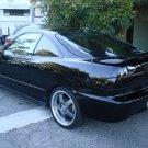 Acura Integra Tinted Smoked Taillamp Taillight Overlays Film Protection