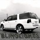 Ford Expedition Tinted Smoked Taillamps Taillights Overlays Film Protection