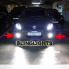 2007 2008 2009 Toyota Auris Xenon Fog Lamps Driving Lights Foglamps Foglights Kit