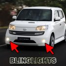 Daihatsu Materia Halo Fog Lamps Angel Eye Driving Lights Foglamps Foglights Kit