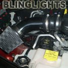 Jeep Liberty KJ KK 3.7L V6 Short Ram Air Intake Performance Motor