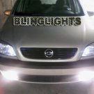 Opel Zafira A Xenon Fog Lamps Driving Lights Foglamps Foglights Kit