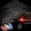 Dodge Dakota LED Side Accent Turnsignals Lamps Quarter Panel Turn Signals Markers Lights Signalers