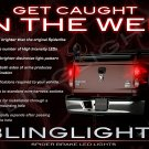 Dodge Dakota Tail Lamp Custom Spider LED Light Bulbs