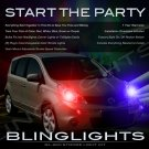 Nissan Note Head and Tail Lamps Xenon Strobe Light Kit