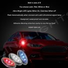 Ford Fusion LED Side Markers Turnsignals Lights Accents Turn Signals Lamps Signalers