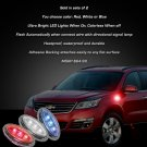 Chevrolet Chevy Traverse LED Side Marker Turnsignal Lights Accent Turn Signal Lamps Signalers