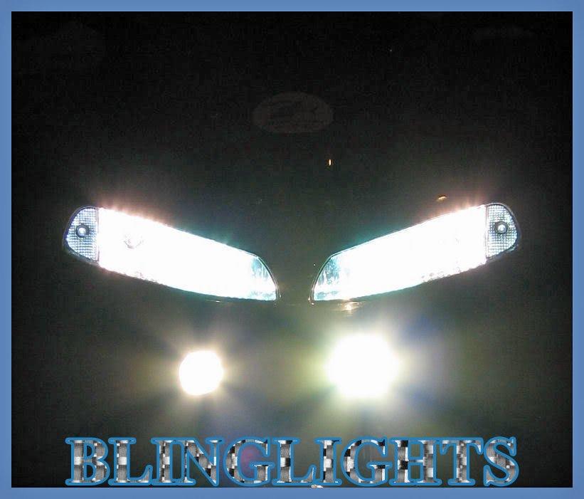 Buell 1125CR Angel Eye Driving Lights Halo Fog Lamps Drivinglights Foglamps Foglights Kit