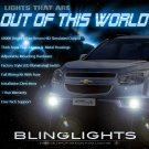 2013 2014 2015 Chevrolet Chevy TrailBlazer Xenon Fog Lamps Driving Lights Foglamps Foglights Kit