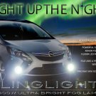 Vauxhall Zafira Tourer C Xenon Fog Lamps Driving Lights Foglamps Foglights Kit