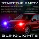 Mazda CX-5 Police Headlamps Headlights Strobe Light Kit