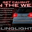 Hyundai Santa Fe LED Spider Light Bulbs for Tail Lamps (all years)