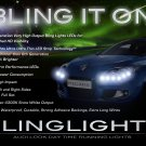 Renault Mégane LED DRL Light Strips Day Time Running Lamps Headlamps Headlights Head Lights