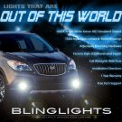 2013-2016 Buick Encore Fog Lights Driving Lamps