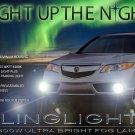 2013 2014 2015 Acura RDX Xenon Fog Lamps Driving Lights Foglamps Foglights Drivinglights Kit