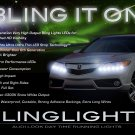 2013-2016 Acura RDX LED DRL Headlamp Headlight Strips