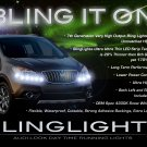 Vauxhall Mokka LED Light Strips Day Time Running Lamps Headlamps Headlights DRL Strip Lights