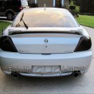 Hyundai Tiburon Tinted Smoked Tail Lamps Light Overlays Film Protection