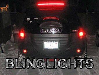 Isuzu VehiCROSS Custom LED Tail Lamps Light Bulbs Set Pair