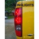 GMC Sonoma Custom LED Taillamp Taillight Light Bulb Set