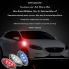 Volvo V40 Side LED Turnsignals Light Turn Signaler Lamps Accents Markers Set
