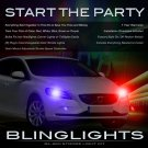 Volvo V40 Xenon Strobe Light Kit Head or Tail Lamps