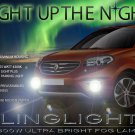 Renault Koleos Xenon Fog Lamps Driving Lights Kit Foglamps Foglights Drivinglights