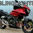 Yamaha TDM850 Xenon Driving Light Fog Lamps Kit TDM 850 Drivinglights Foglamps Foglights