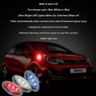 Kia Rio Rio5 LED Side Accent Marker Turnsignal Lights LEDs Turn Signals Signalers Lamps Turnsignals