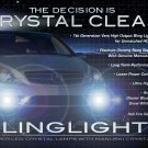 Mercedes R-Class W251 LED Fog Lamps Driving Lights Kit Foglamps Foglights Drivinglights
