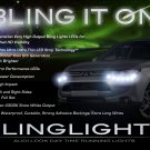 Mitsubishi Outlander and Sport LED DRL Light Strips Headlamps Headlights Day Time Running Lamps Kit